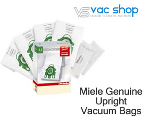 miele upright vacuum cleaner bags