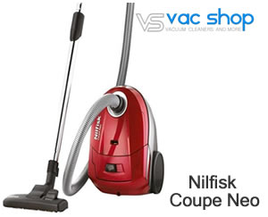 nilfisk coupe neo vacuum cleaner