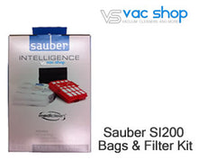 Load image into Gallery viewer, sauber si200 bag filter kit