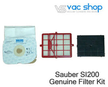 Load image into Gallery viewer, sauber si200 filter kit