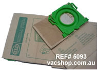 sebo 5093 vacuum cleaner bag