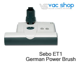Sebo ET1 Power Brush