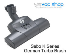 Load image into Gallery viewer, sebo turbo brush