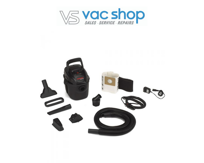 Micro Battery Vac shop.vac  Hand Held wet/dry