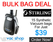 Load image into Gallery viewer, stirling bulk vacuum bag deal