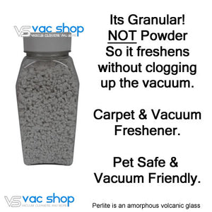 vacuum freshner - plain grains