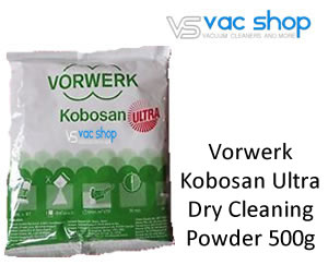 Vorwerk Kobosan Ultra Dry Cleaning Powder 500g