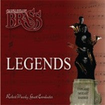 Legends CD