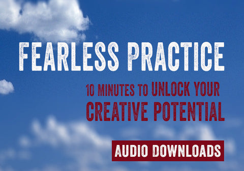 Fearless Practice Audio Tracks