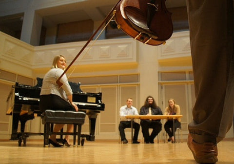 Fearless Performance For Musicians at Indiana University