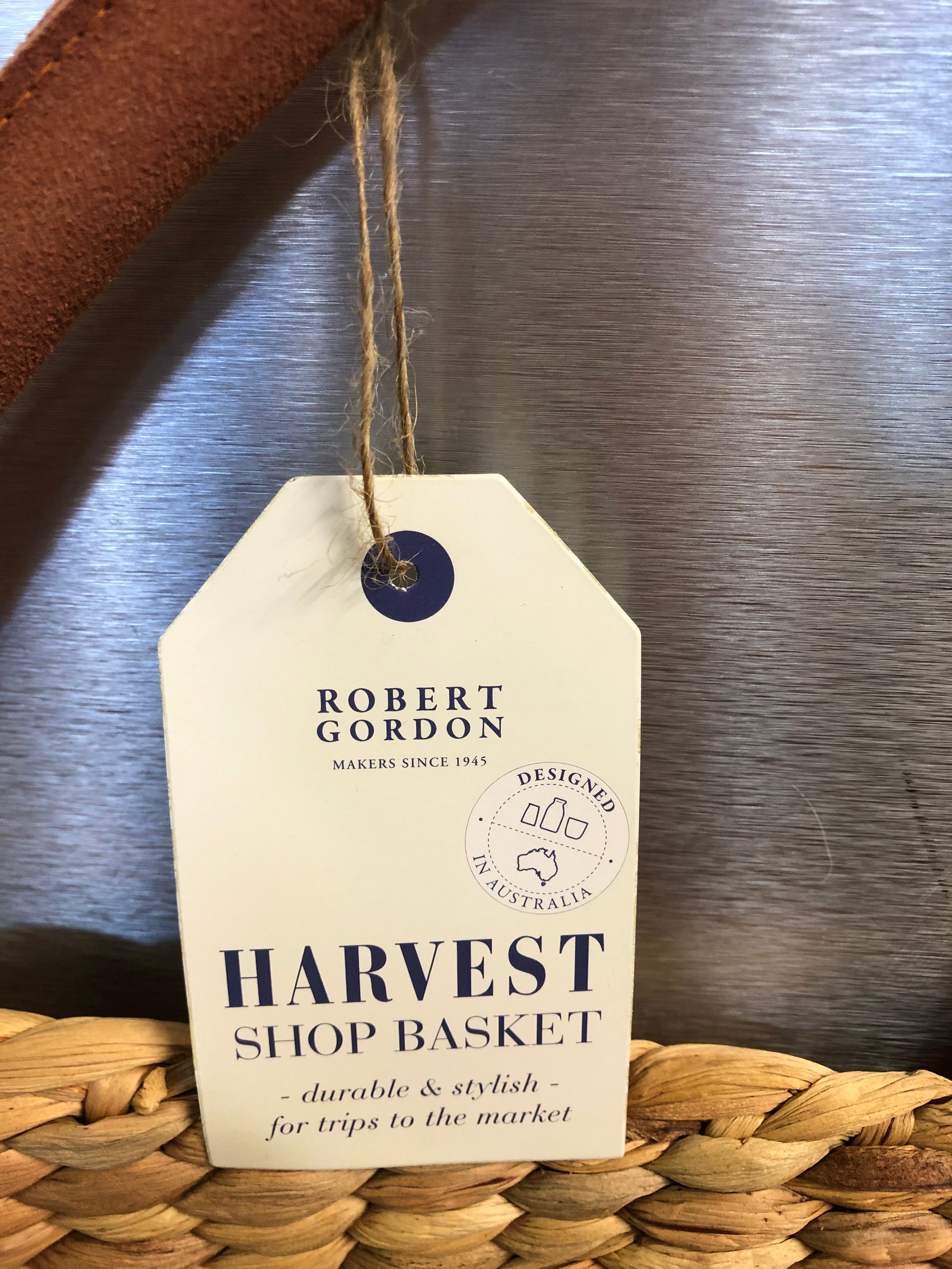 Harvest basket, large. CLICK & COLLECT OR LOCAL DELIVERY