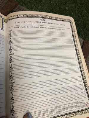 Song Writers Journal