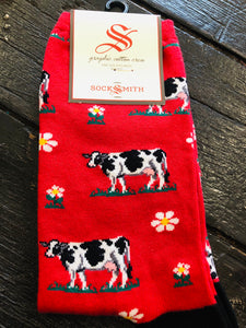 Socks Legendairy Red