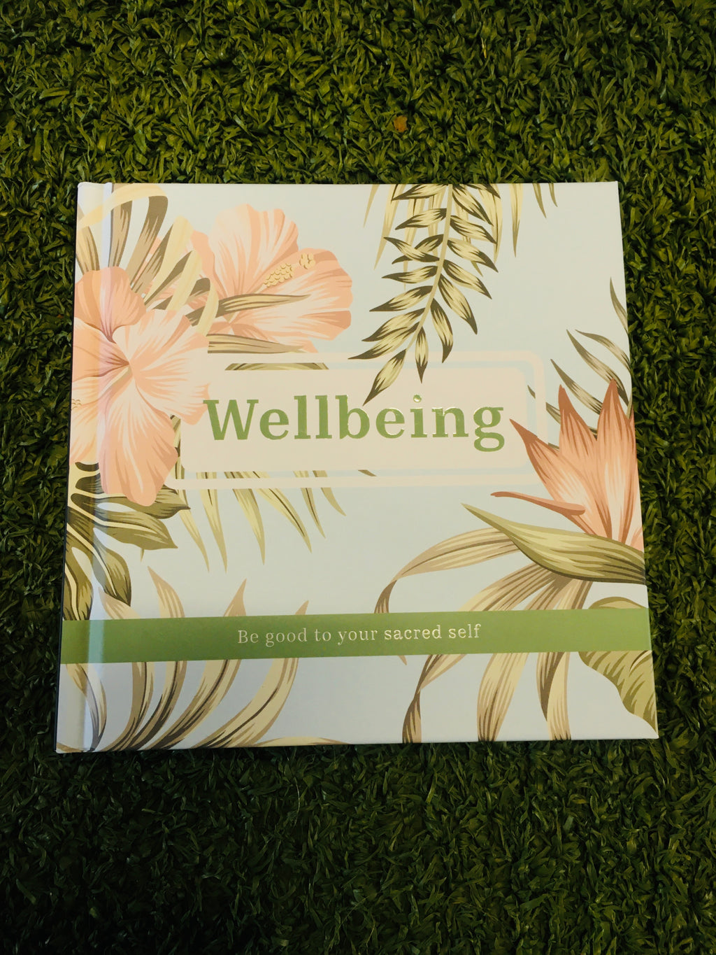 Book, Wellbeing, Be Good to your Sacred Self