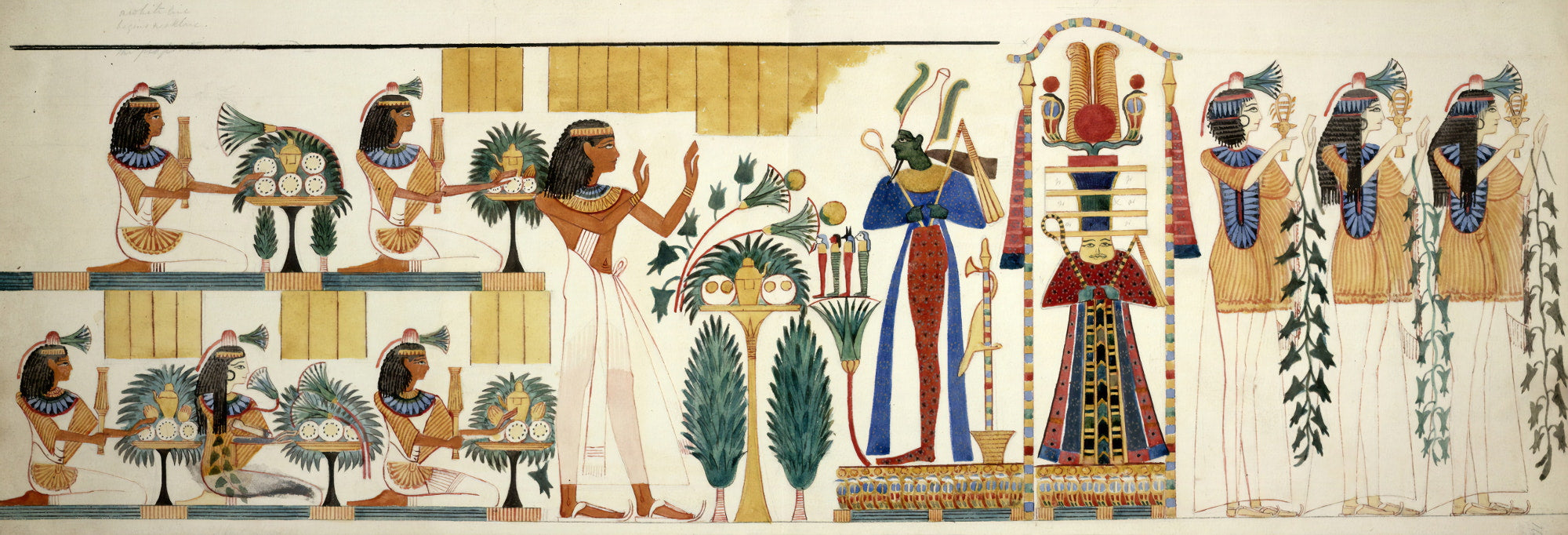 history of plugs in egypt & ear stretching