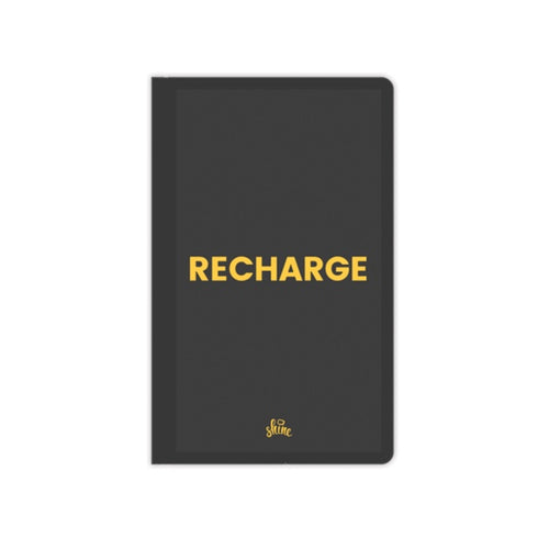 Recharge Notebook