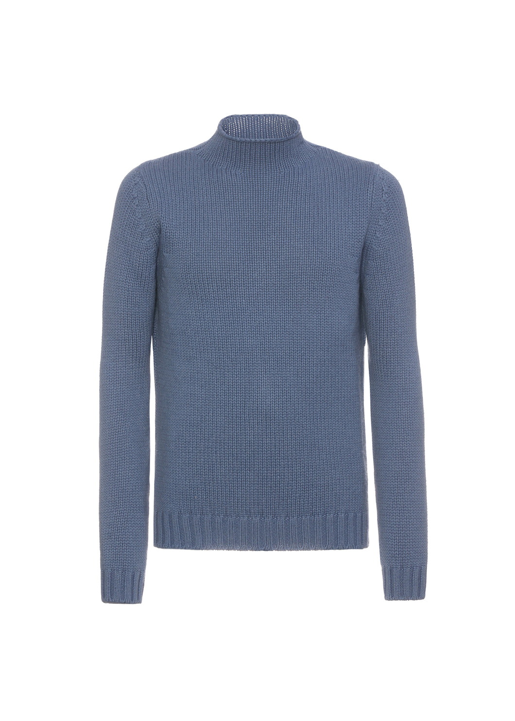 Collo muto in puro cashmere