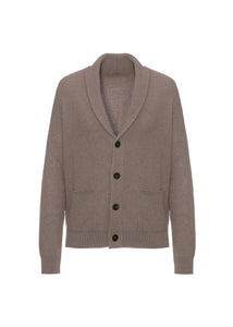 Cardigan in cashmere