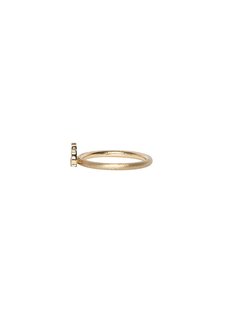 Sun Stackable Ring