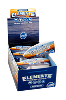 ELEMENTS Perfecto Cone Rolling Tips 24 BOOKLETS - Cig Corp Wholesalers