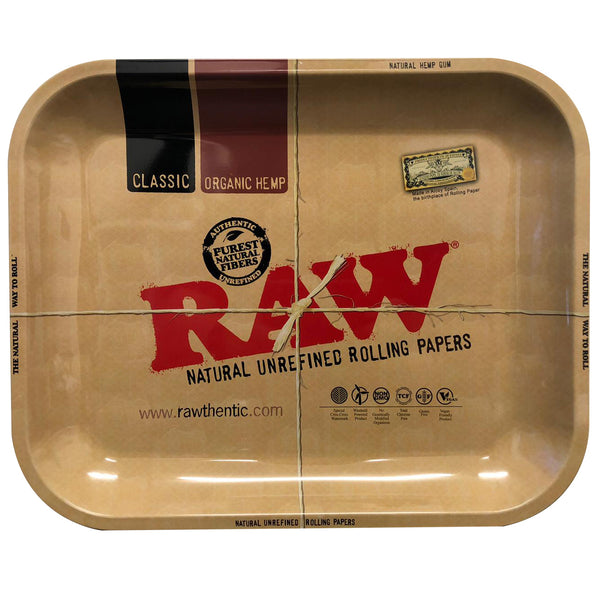 RAW ROLLING TRAY - Medium  34cm X 28cm