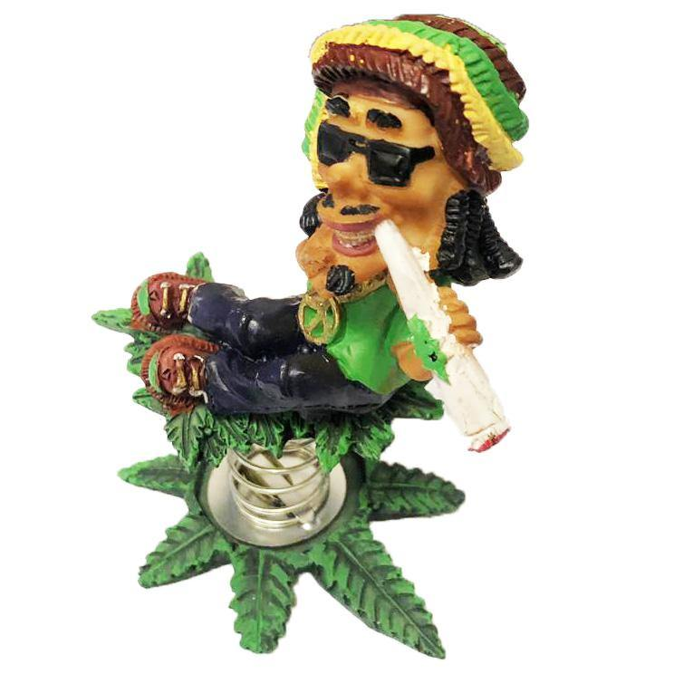 JAMAICAN SMOKING FIGURE V2