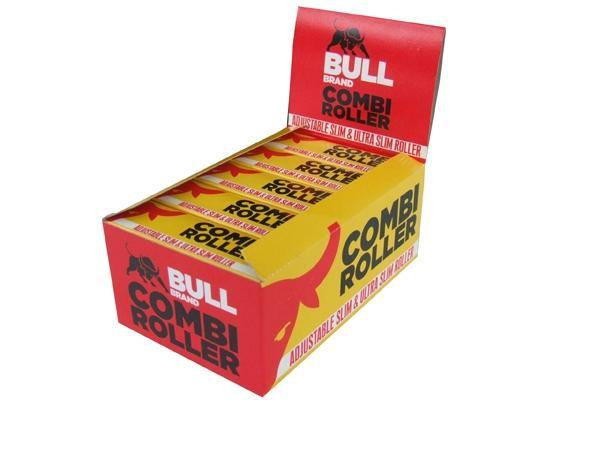 BULL BRAND COMBI REGULAR ROLLING MACHINE - 10 PACK - Cig Corp Wholesalers