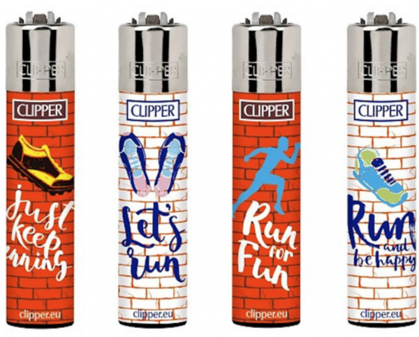 CLIPPER LARGE RUNNING 48PC