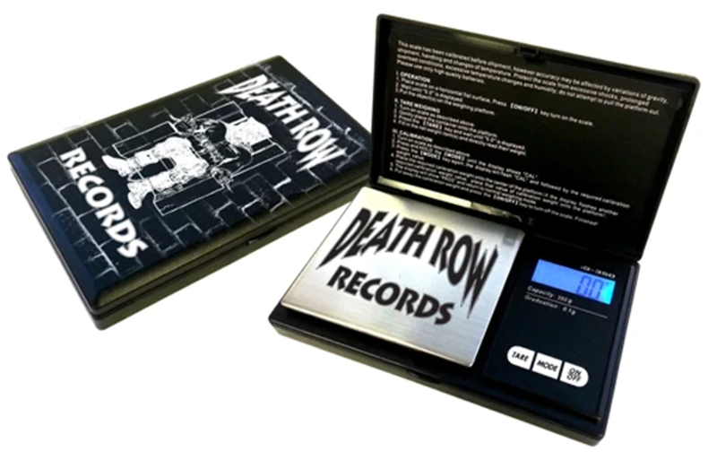 Infyniti DRG-100 DEATH ROW RECORDS  Digital Pocket Scale 100g x 0.01g - Cig Corp Wholesalers