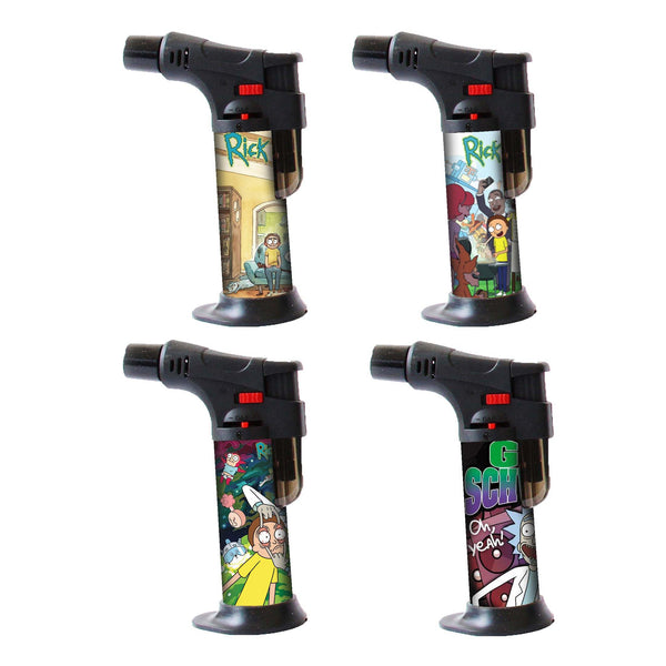 ENUFF BLOW TORCH JET LIGHTER RICK 12PCS