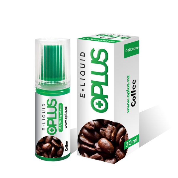OPLUS COFFEE FLAVOR 30ML 10 Bottles