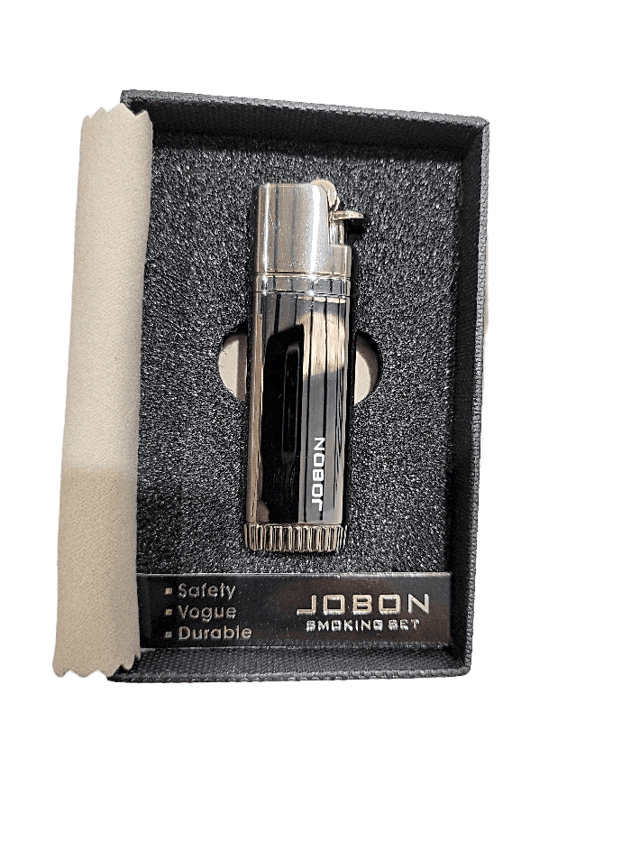 Jobon Gift Lighter TWIN JET - Cig Corp Wholesalers