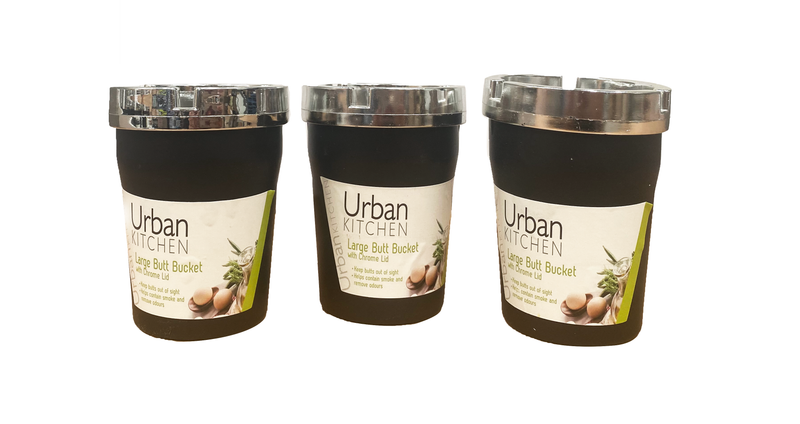 Urban Kitchen Large Butt BUCKET 12PCS