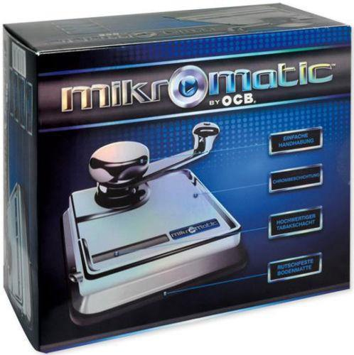 Mikro Matic by OCB Tube Machine Hand Held Cigarette Maker