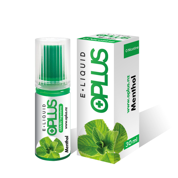 OPLUS E LIQUID MENTHOL FLAVOR 30ML 10 Bottles