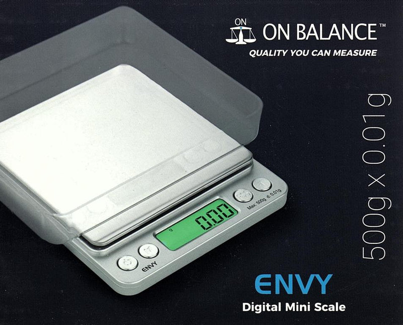 ON BALANCE ENVY SCALE NV-500 ( 500G X 0.01G )