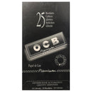 OCB Premium Black Regular Size 25