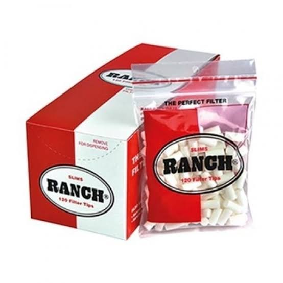 RANCH Slims 120 Filter Tips