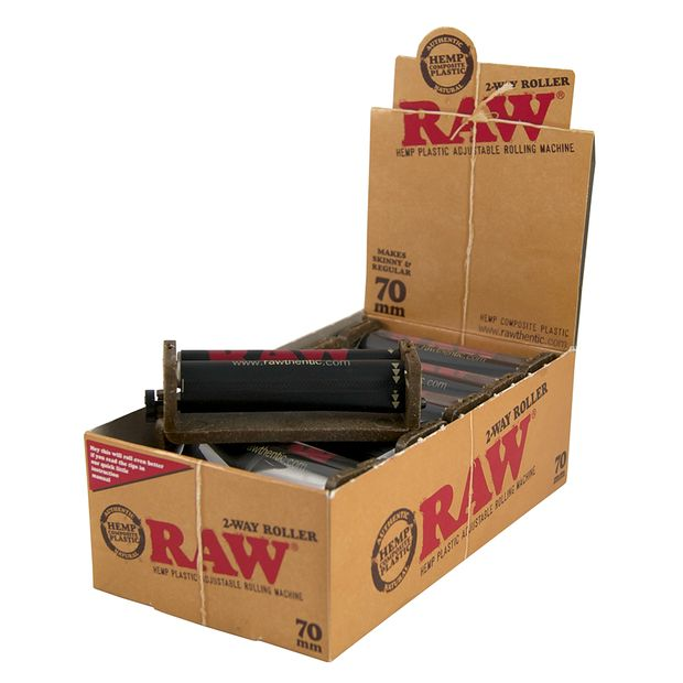 RAW 2-Way Rolling Machine Adjustable 70mm 12pcs