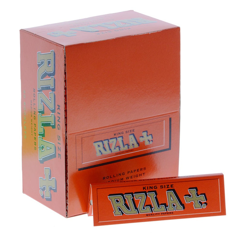 RIZLA RED KING SIZE 50 BOOKLETS