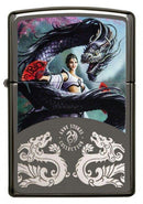 Zippo Lighter DRAGON CHROME - Cig Corp Wholesalers