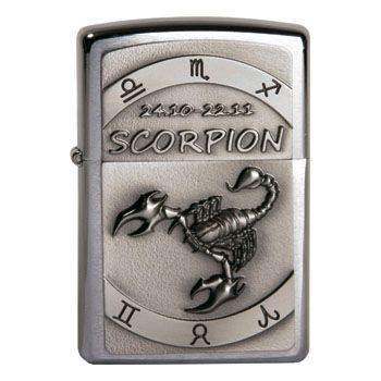 Zippo Lighter SCORPION - Cig Corp Wholesalers