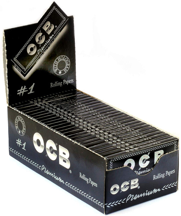 OCB Single Premium No1 rolling paper