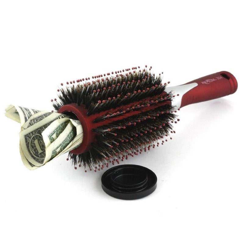 HAIR BRUSH STASH CAN PACK OF 6PCS