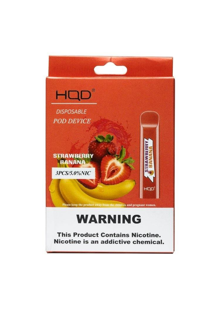 HQD Cuvie - PACK OF 10