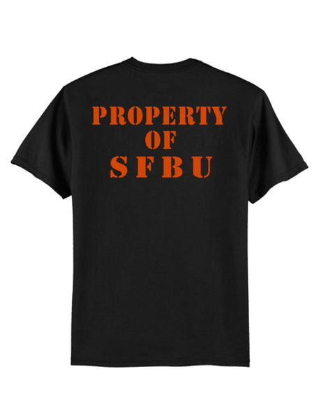 Property of SFBU byOGK Tee