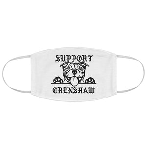 SUPPORT CRENSHAW Mask