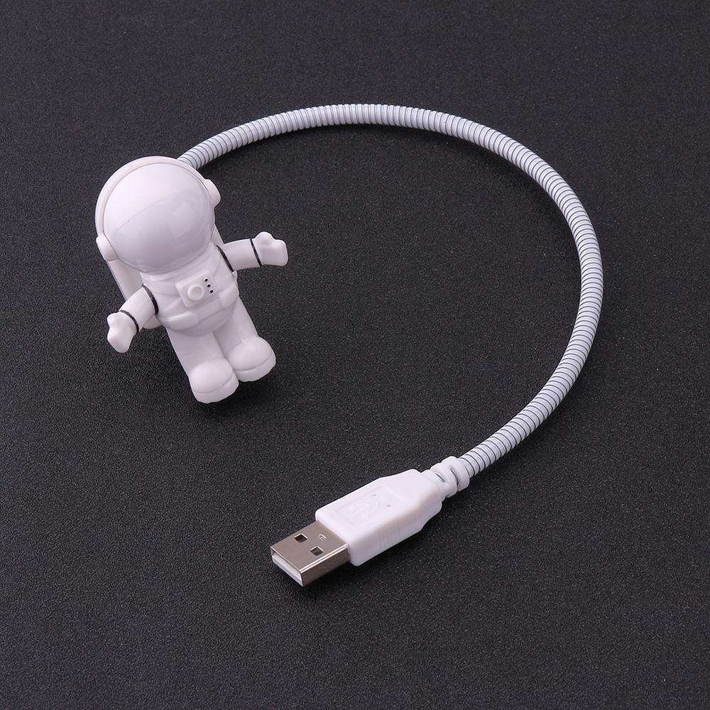 Astronaut USB Light Spaceman LED Night Lamp For Computer PC Laptop