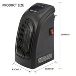 Electric Portable Heater