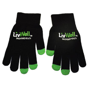 LivWell Touchscreen Gloves